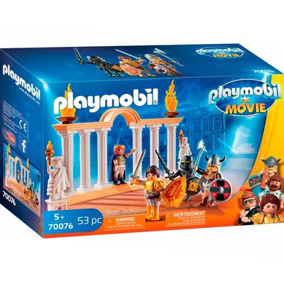 70076 Playmobil the Movie Keizer Maximus in het Colosseum
