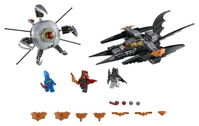76111 LEGO Super Heroes Batman Verslaat Brother Eye