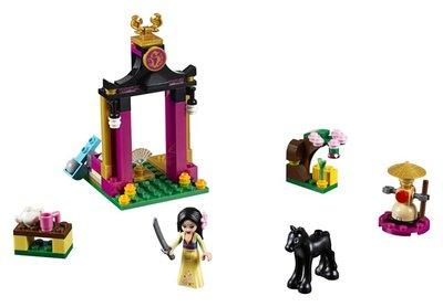 41151 LEGO Disney Princess Mulan's Trainingsdag