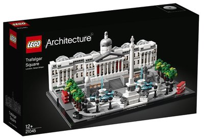 21045 LEGO Architecture Trafalgar Square