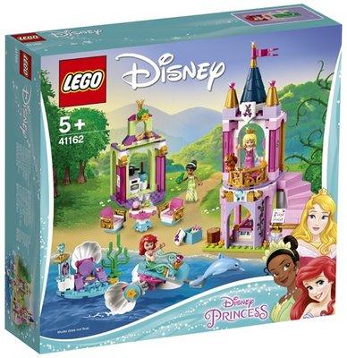 41162 LEGO Disney Ariëls, Aurora's en Tiana's Koninklijke Viering