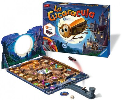 223367 Ravensburger La Cucaracula - kinderspel