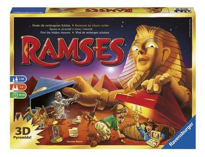 267194 Ravensburger Spel Ramses