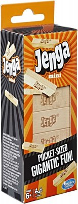 0693 Hasbro Gaming Jenga Mini