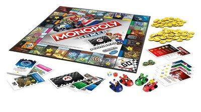 1870 Monopoly Gamer Mario Kart - Bordspel