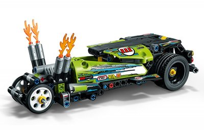 42103 LEGO Technic Dragster