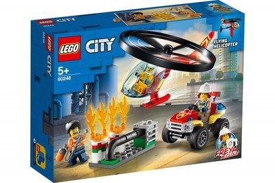 60248 LEGO City Brandweerhelikopter Reddingsoperatie