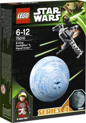 75010 LEGO Star Wars Planet B-Wing