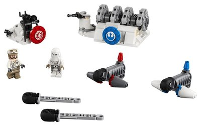 75239 LEGO Star Wars Action Battle Aanval op de Hoth Generator