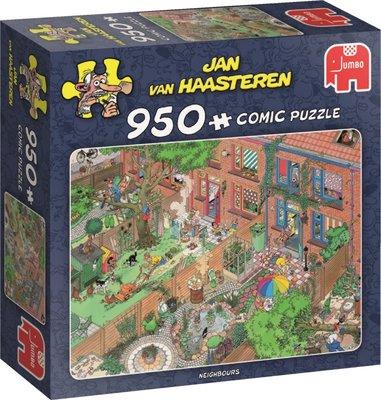 81527 Jan van Haasteren - Neighbours - 950 Stukjes