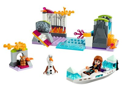41165 LEGO 4+ Disney Frozen 2 Anna's Kano-expeditie