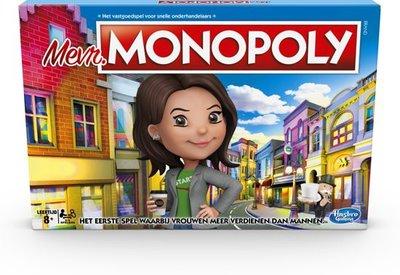 8424 Mevrouw Monopoly - Bordspel