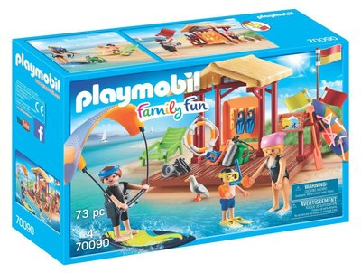 70090 PLAYMOBIL Watersportschool