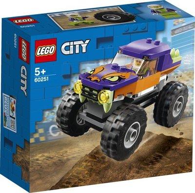 60251 LEGO City Monstertruck