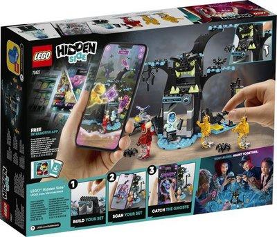 70427 LEGO Hidden Side Welkom bij Hidden Side