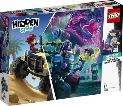 70428 LEGO Hidden Side Jacks Strandbuggy