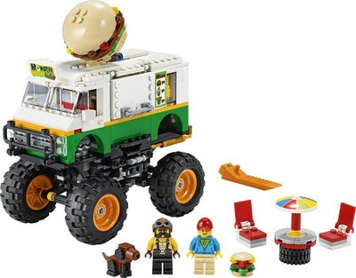 31104 LEGO Creator Hamburger Monstertruck