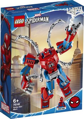 76146 LEGO Spider-Man Mecha