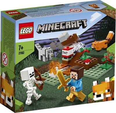 21162 LEGO Minecraft Het Taiga Avontuur