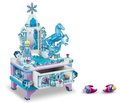 41168 LEGO Disney Frozen 2 Elsa's Sieradendooscreatie
