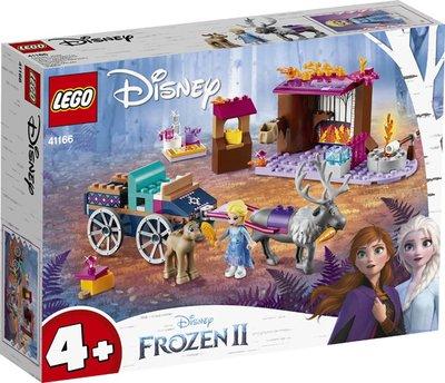 41166 LEGO 4+ Disney Frozen 2 Elsa's Koetsavontuur