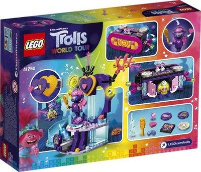 41250 LEGO Trolls Dansfeestje op het Techno-rif