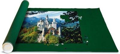 05343 King Puzzelrol + 1000 Stukjes Puzzel - Neuschwanstein