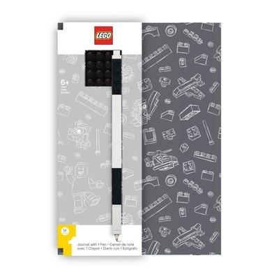15379 LEGO notitieboek en gelpen