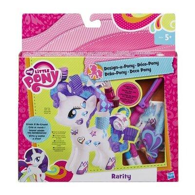 7274 My little Pony Design a Pony Playset Rarity