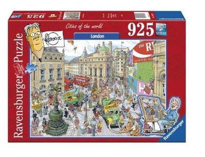 164325 Ravensburger Puzzel Fleroux London 925 stukjes