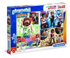25243 Clementoni Playmobil: The Movie Puzzel