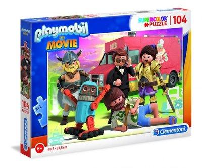 27211 Clementoni Playmobil: The Movie  Puzzel