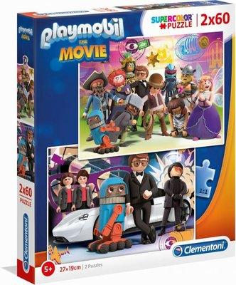 21611 Clementoni Playmobil: The Movie Puzzel