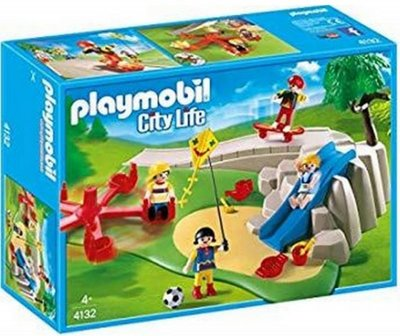4132 PLAYMOBIL Super Set Playground