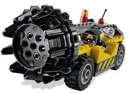 4204 LEGO® City De Goudmijn