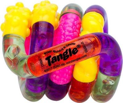 56311 ZURU Tangle Classic Geel/roze/rood/paars