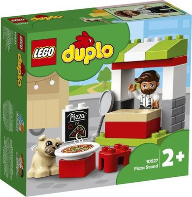 10927 LEGO DUPLO Pizza-kraam
