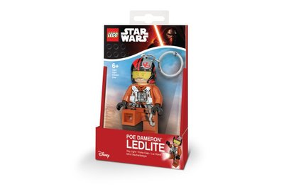 31255 LEGO Star Wars - Poe Dameron Key Light zaklamp