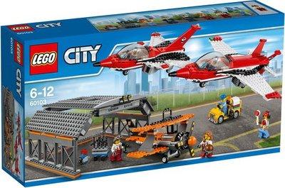 60103 LEGO® City Vliegveld Luchtvaartshow