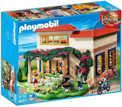4857 PLAYMOBIL Summer Fun Vakantiehuis