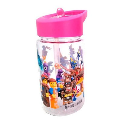 27593 LEGO The Movie 2 Drinkfles
