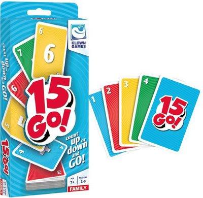 2000047 Clown Games 15 Go! Kinderen & volwassenen