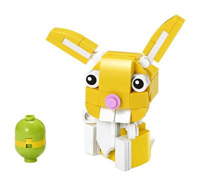 30550 LEGO creator paashaas (polybag)