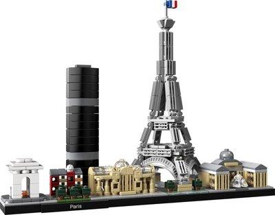 21044 LEGO Architecture Parijs