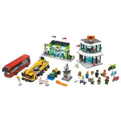 60026 LEGO City Stadsplein