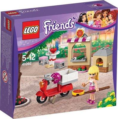 41092 LEGO Friends Stephanie's Pizzeria