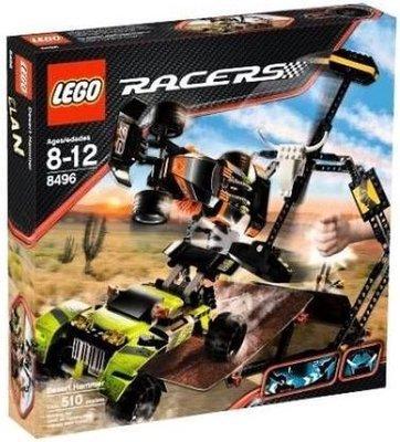 8496 LEGO Racers Desert Hammer
