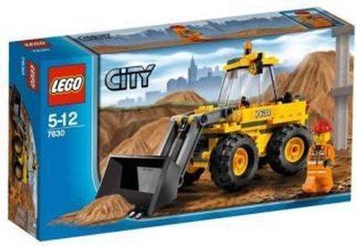 7630 LEGO City Graafmachine