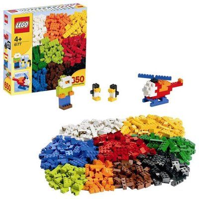 6177  LEGO® Bricks & More