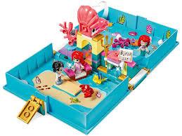 43176 LEGO Disney Ariëls Verhalenboekavonturen